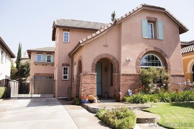 San Marcos Single Family Home For Sale: 938 Prism Dr.