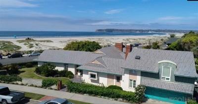 Coronado Single Family Home For Sale: 685 Ocean Blvd