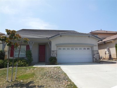 Murrieta Single Family Home For Sale: 29641 Big Dipper Way