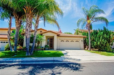 Temecula Single Family Home For Sale: 31468 Pennant Court