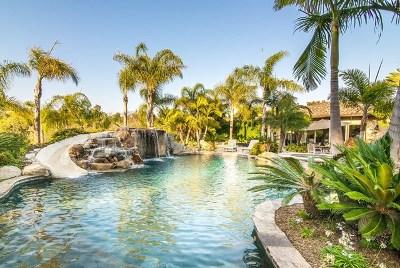 Encinitas Single Family Home For Sale: 2953 Corte La Bella