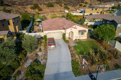 Lakeside CA Single Family Home Active Under Contract: $729,900