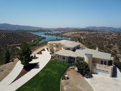El Cajon Single Family Home For Sale: 15596 Sleepy Creek Rd
