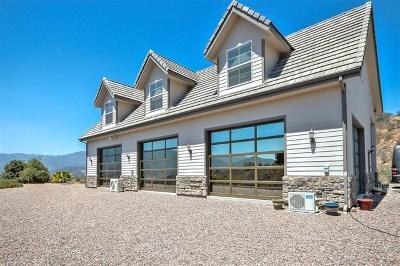 Fallbrook Single Family Home For Sale: 39819 Jones Road
