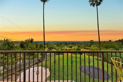 Vista Single Family Home For Sale: 1753 Elevado
