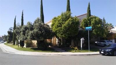 Chula Vista Single Family Home For Sale: 1468 S Creekside Dr