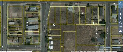 Barstow Residential Lots & Land For Sale: 313 N 2nd Ave