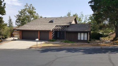 Poway Single Family Home For Sale: 13231 Cooperage Ct
