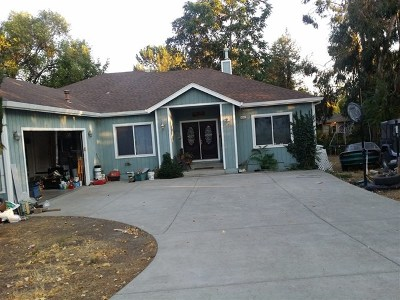 Lucerne Single Family Home For Sale: 4541 Foothill Dr