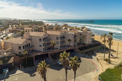 Imperial Beach Condo/Townhouse For Sale: 714 Seacoast Dr. #115