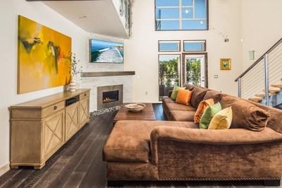 Encinitas Condo/Townhouse For Sale: 687 S Coast Highway 101 #235