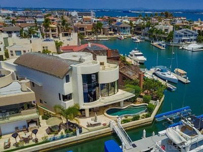 Coronado Single Family Home For Sale: 2 Sixpence Way
