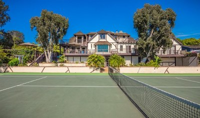 Del Mar Single Family Home For Sale: 355 14th St