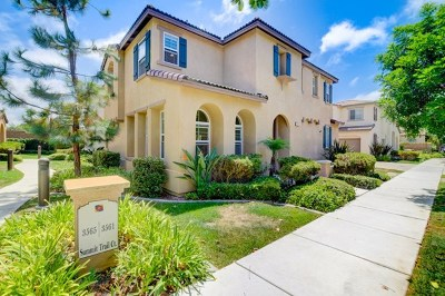 Carlsbad Single Family Home For Sale: 3557 Summit Trail Ct