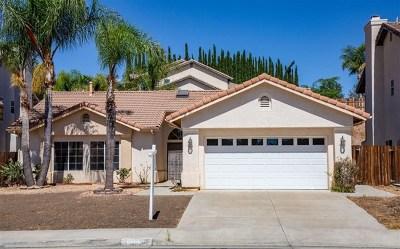 Temecula, Murrieta Single Family Home For Sale: 39855 N Kearny General