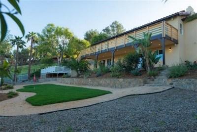 Vista Single Family Home For Sale: 2180 Esplendido Ave