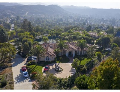 Poway Single Family Home For Sale: 14953 Huntington Gate Dr