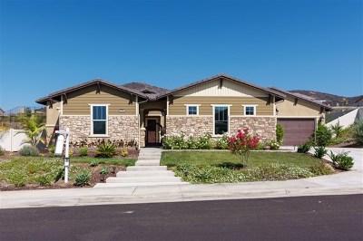 Vista Single Family Home For Sale: 1710 Sugarbush Dr
