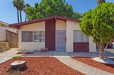 San Marcos Single Family Home For Sale: 217 Hollenbeck Rd