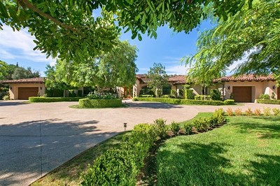 Escondido Single Family Home For Sale: 2823 Calmar Drive