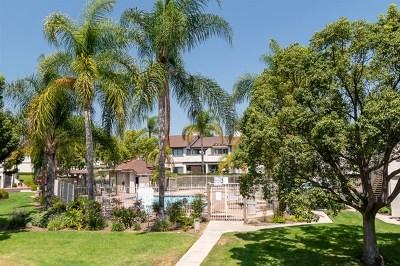 La Mesa Condo/Townhouse For Sale: 3638 Avocado Village Ct #69