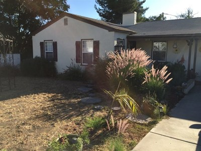 Lemon Grove Single Family Home Active Under Contract: 2016 Dayton Dr