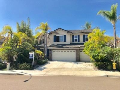 Chula Vista Single Family Home For Sale: 2637 Coyote Ridge Ter