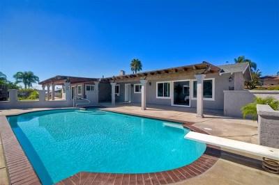 Oceanside Single Family Home For Sale: 2334 Littler Ln