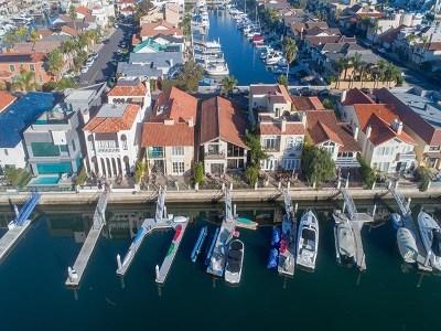 Coronado Single Family Home For Sale: 10 Admiralty Cross