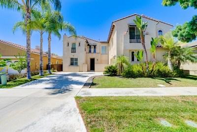 Chula Vista Single Family Home For Sale: 1432 Heatherwood Ave