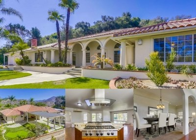Fallbrook Single Family Home For Sale: 1635 Tecalote Drive