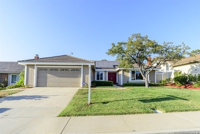Poway Single Family Home For Sale: 12830 Pinefield Rd