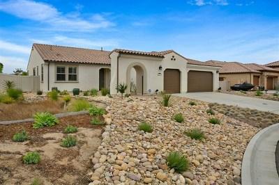 Bonsall Single Family Home For Sale: 5606 Rancho Del Caballo