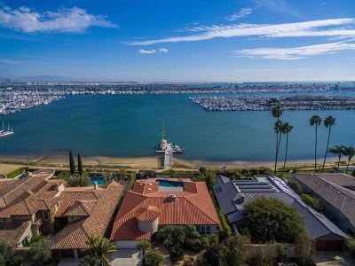 San Deigo, San Diego, San Diego/north Pacific Beach Single Family Home For Sale: 873 San Antonio Pl