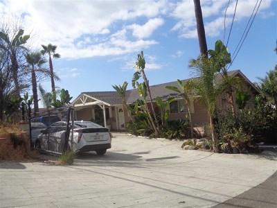 Vista Single Family Home For Sale: 448 Estrelita Dr
