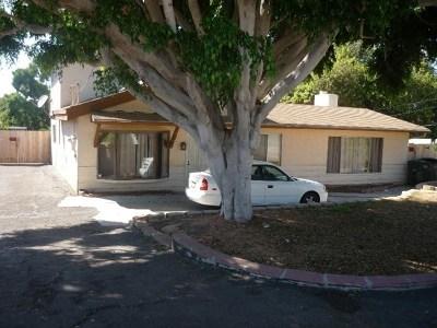Encinitas Multi Family Home For Sale: 1062 Golden Rd