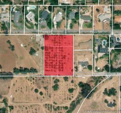 Fallbrook Residential Lots & Land For Sale: Constant Creek Rd & Pizzo Ln