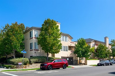 Imperial Beach Condo/Townhouse For Sale: 1202 Donax Ave #7