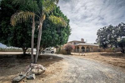 Oceanside Single Family Home For Sale: 1833 Grandview St