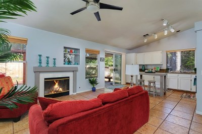 San Marcos Single Family Home For Sale: 286 Glendale Ave.