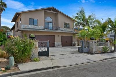 Del Mar Single Family Home For Sale: 13813 Recuerdo Drive