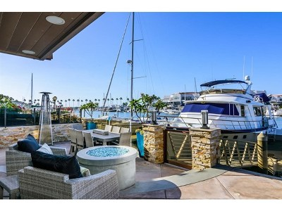 Coronado Single Family Home For Sale: 41 The Point