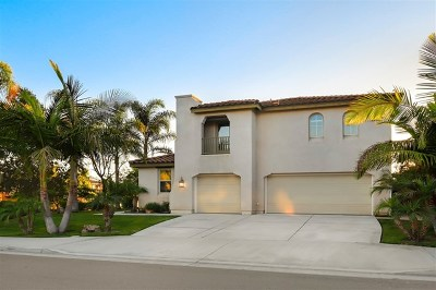 Oceanside Single Family Home For Sale: 1053 Crows Nest Ct