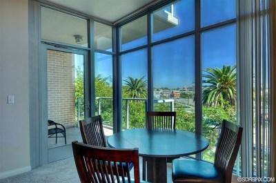 San Diego Condo/Townhouse For Sale: 206 Park Boulevard #306
