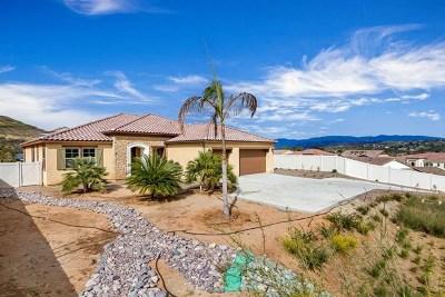 Bonsall Single Family Home For Sale: 5777 Rancho Del Caballo
