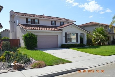 Fallbrook Single Family Home For Sale: 3427 Lake Park Ave