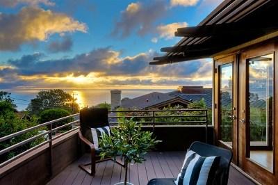 Del Mar Single Family Home For Sale: 620 Amphitheatre Dr