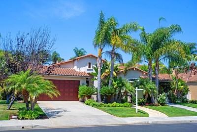 Carlsbad Single Family Home For Sale: 1320 Shorebird Lane