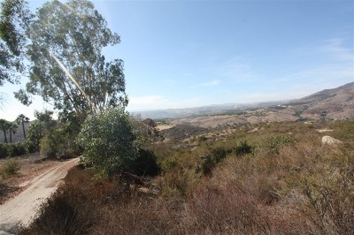 Fallbrook Residential Lots & Land For Sale: Willow Glen