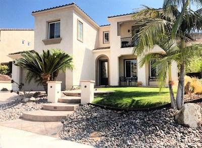 Chula Vista Single Family Home For Sale: 2402 Plaza Eva